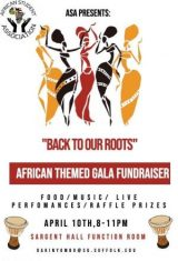 """African Students Association Presents """"Back to Our Roots"""""""